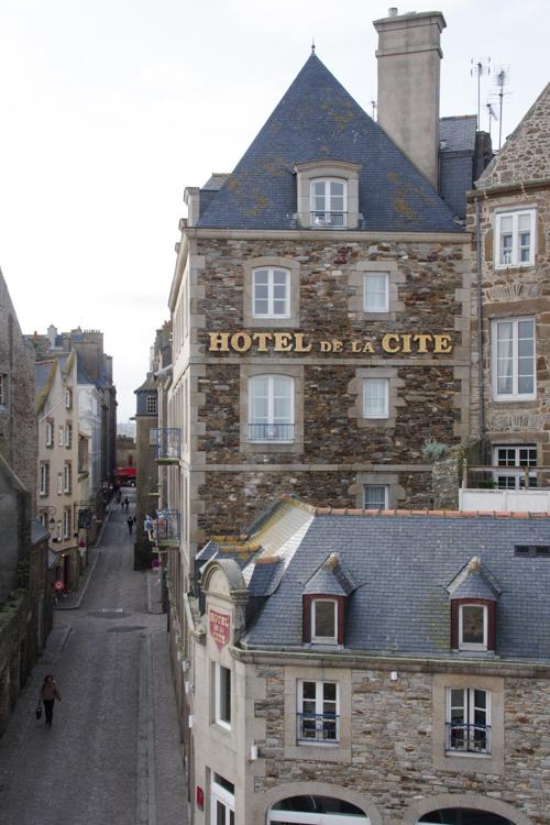 Hotel de la Cité - Saint Malo