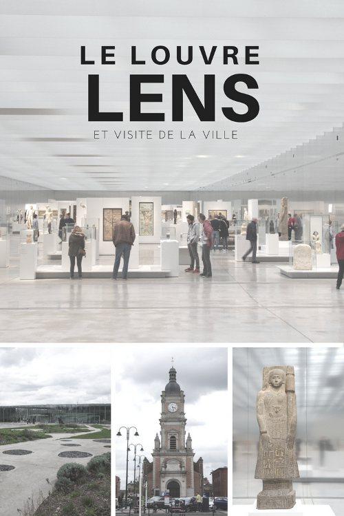 1 journée à Lens : visite du musée du Louvre Lens et visite guidée dans le centre-ville à l'architecture art-déco