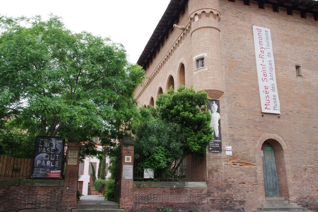 Musée Saint Raymond de Toulouse