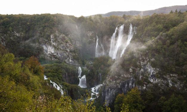 Visiter le Parc National de Plitvice en Croatie
