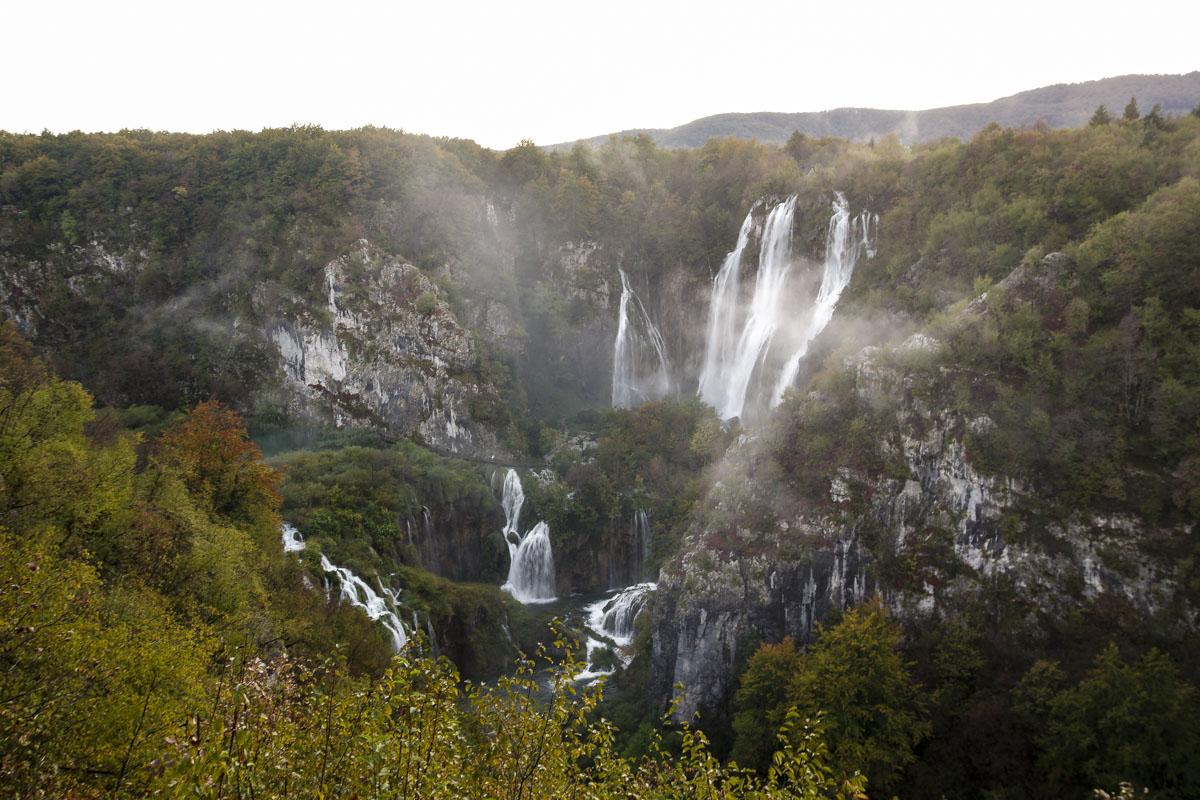 Parc National de Plitvice en Croatie