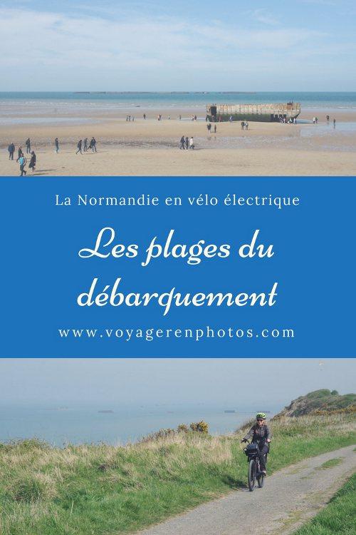 Un après-midi à la découverte des plages du débarquement de Normandie en vélo électrique depuis le centre-ville de Bayeux
