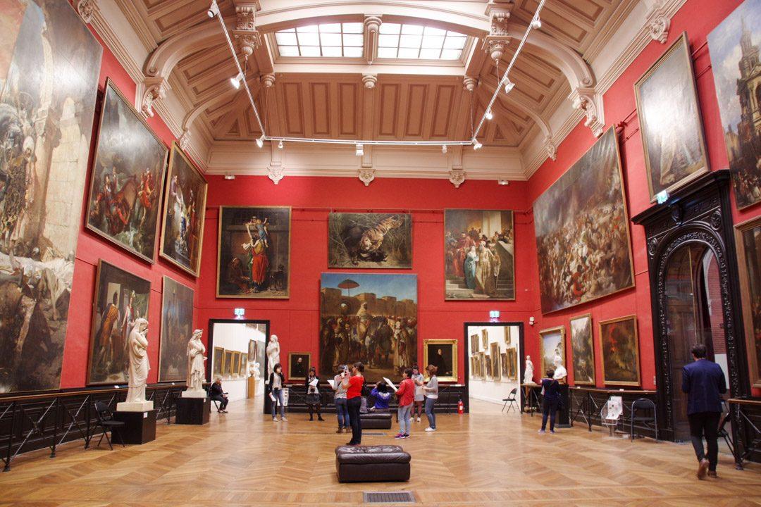 Salon Rouge - Musée des Augustins - Toulouse