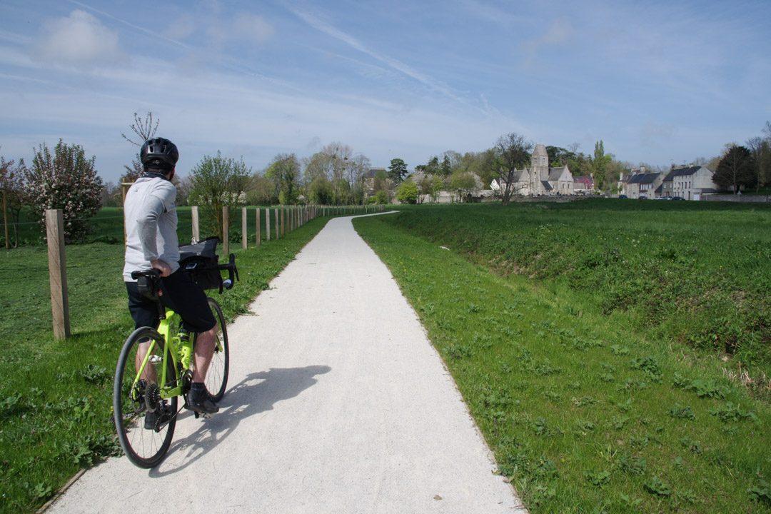 Excursion à vélo autour de Bayeux avec Petite Reine Normandie