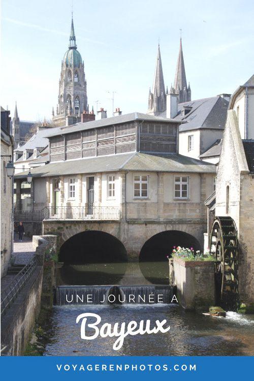 1 journée de visite à Bayeux en Normandie : du musée de la tapisserie en passant par la cathédrale, découvrez mes incontournables et mes bonnes adresses gourmandes et pas chères.