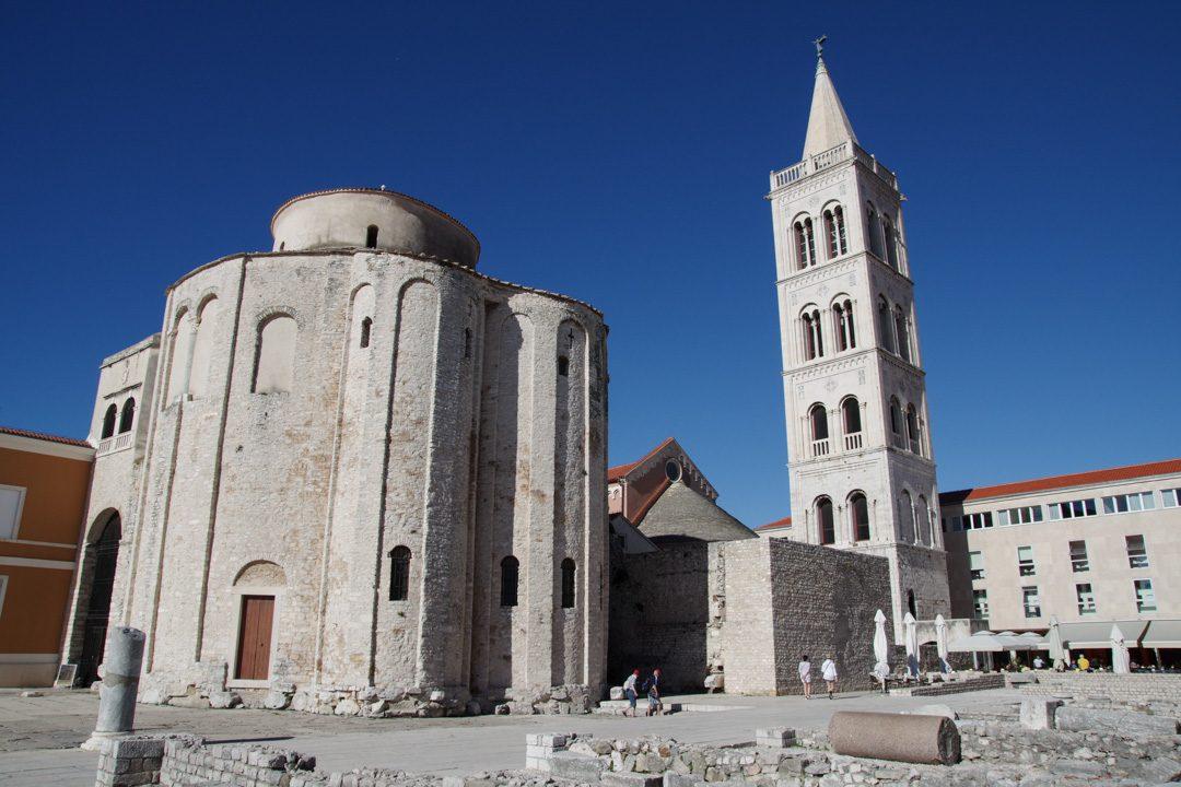centre ville de Zadar