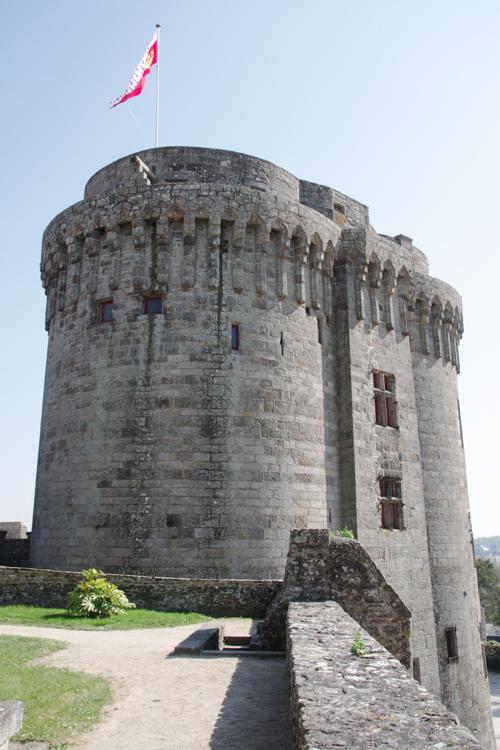 Donjon du chateau de Dinan