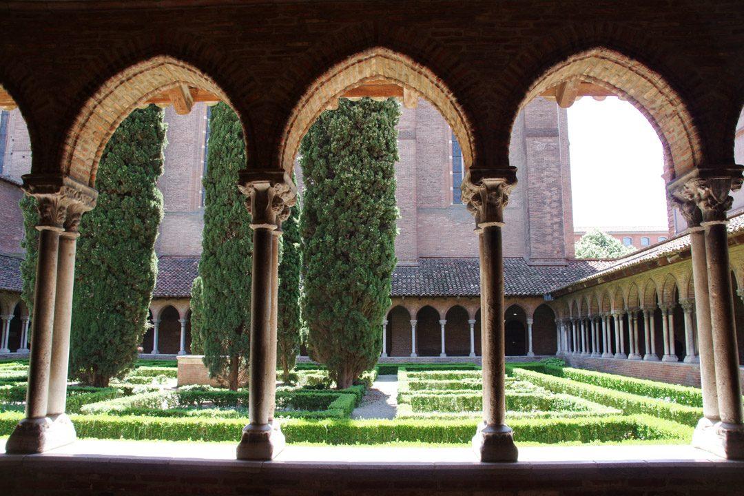 Le Cloitre du Couvent des Jacobins - Toulouse