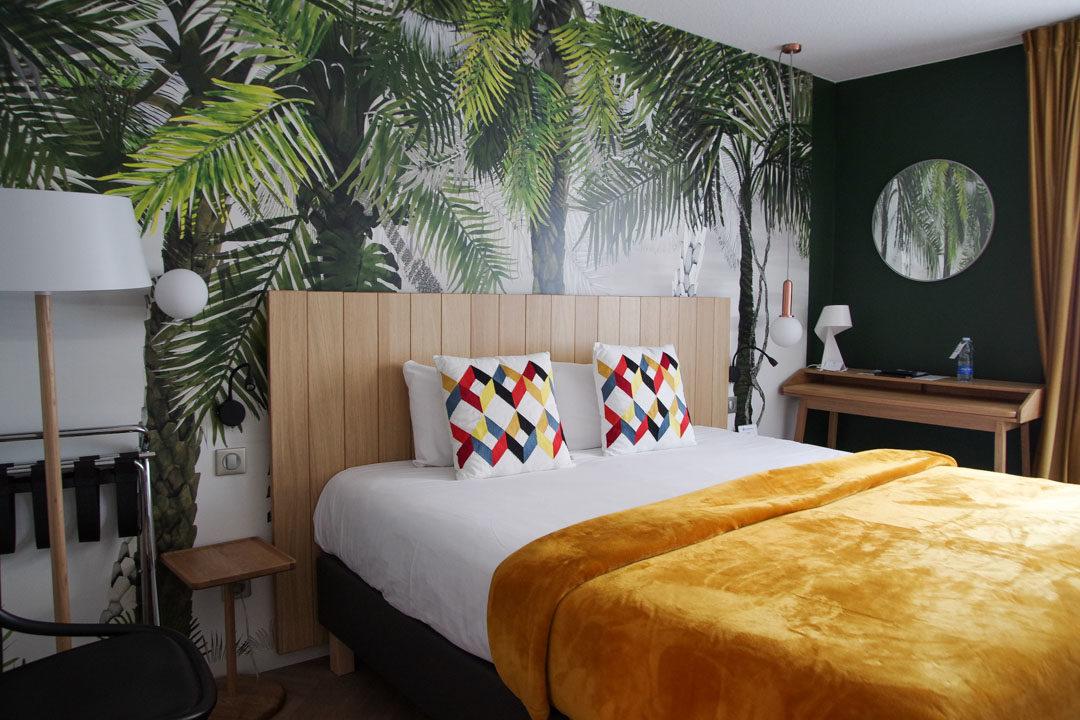 Chambre à l'hotel Best Western Innes