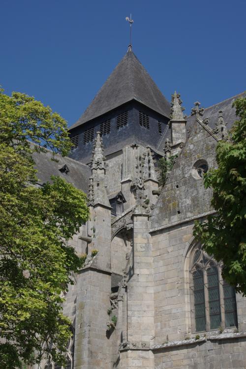 Eglise Saint Malo à Dinan