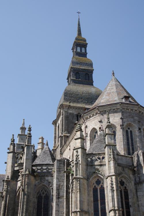 Eglise Saint Sauveur à Dinan