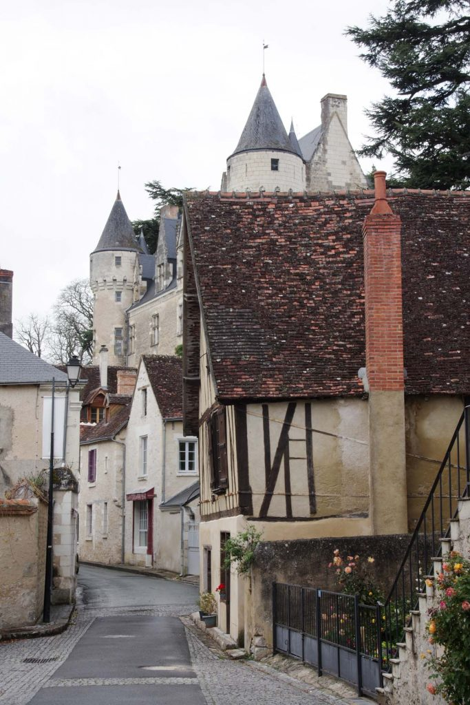 Montrésor - un des plus beaux villages de France