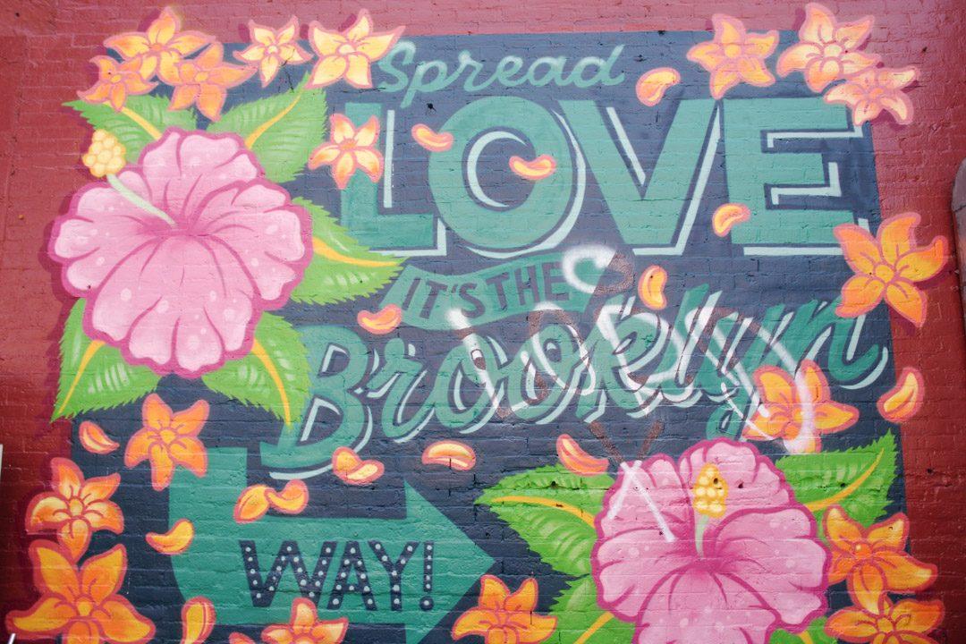 Street art Brooklyn - Williamsburg