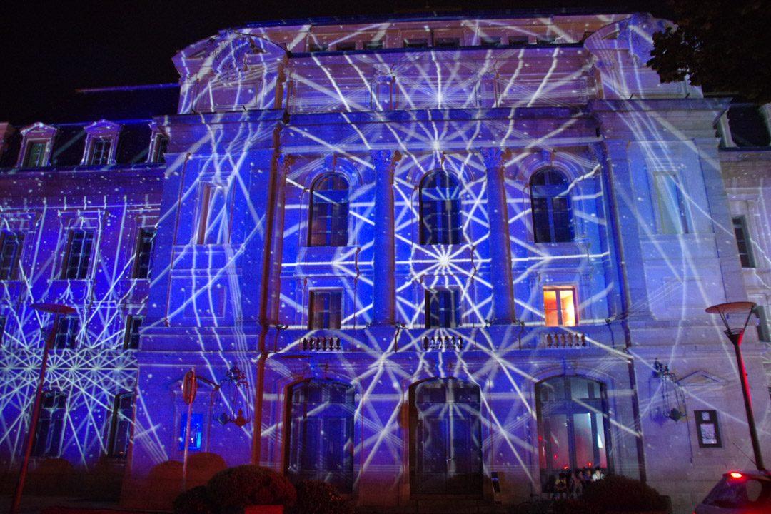Le Puy de Lumière - theatre du puy en velay