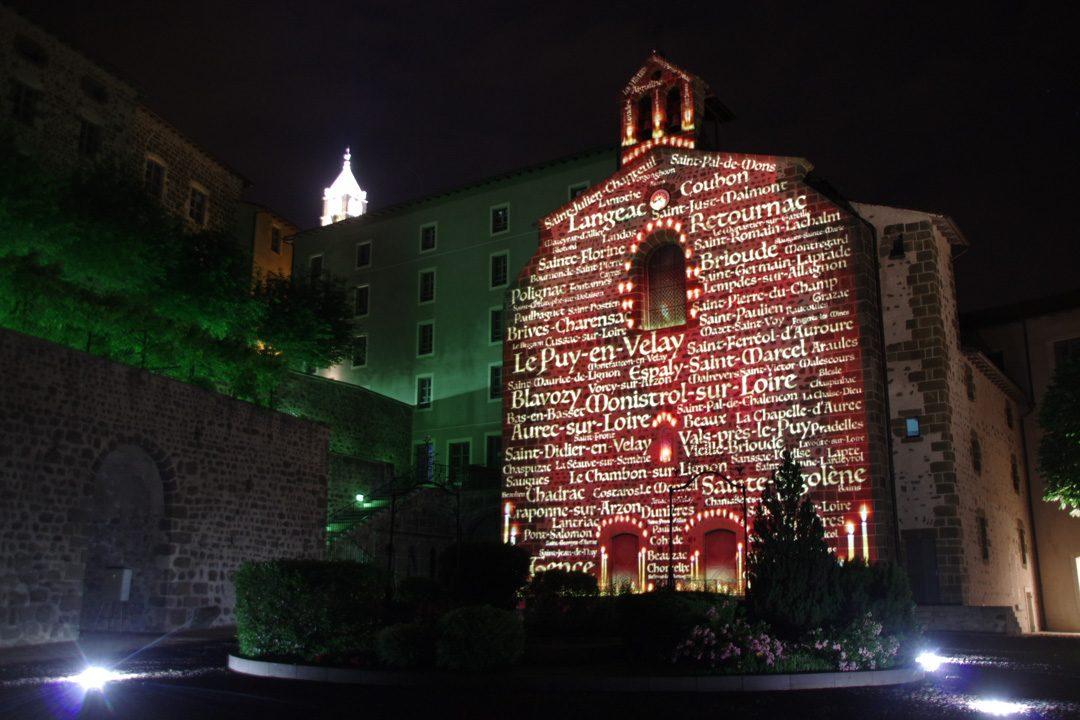 Le Puy de Lumière - Chapelle Saint-Alexis