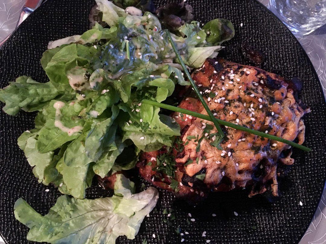 lasagne végétarienne - la table du plot