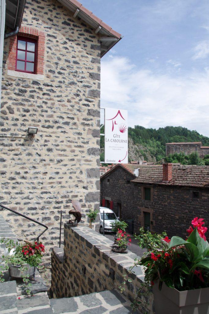 Gite la Cabourne à Saint Privat d'Allier