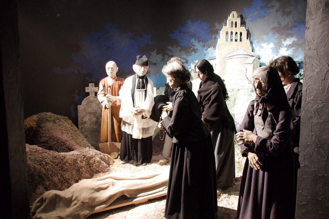 musée fantastique de la bete du Gévaudan
