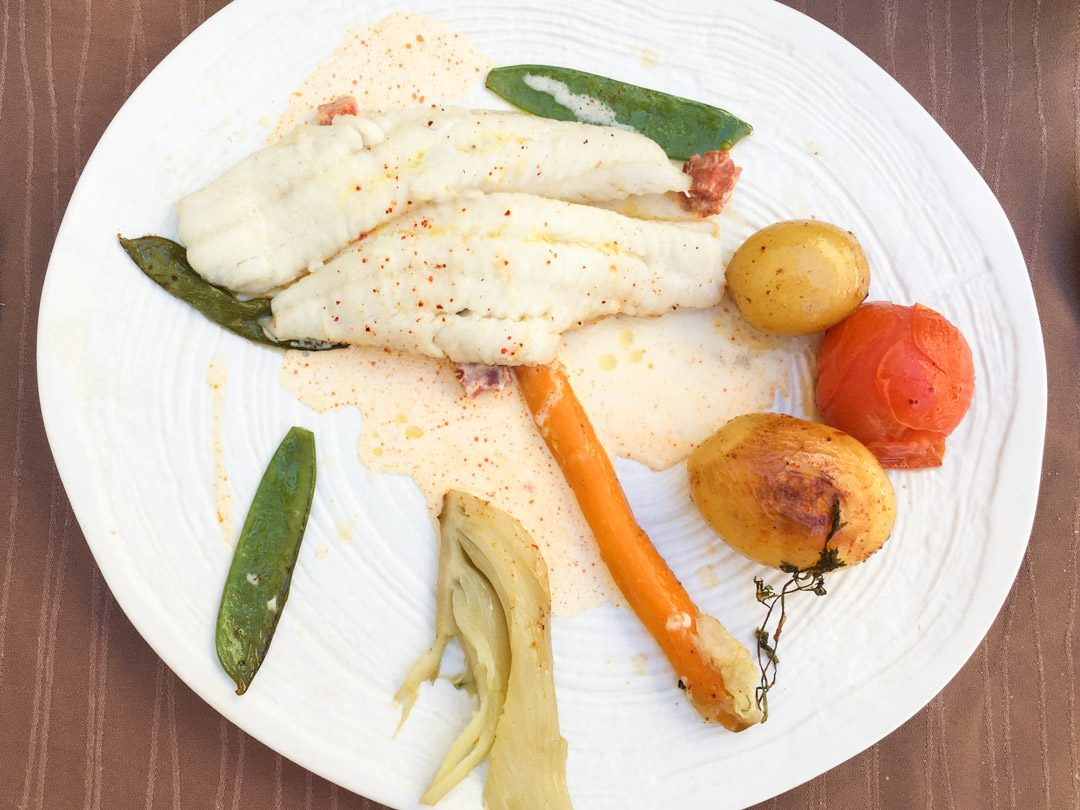 déjeuner au restaurant plaisir gourmands à Hyères