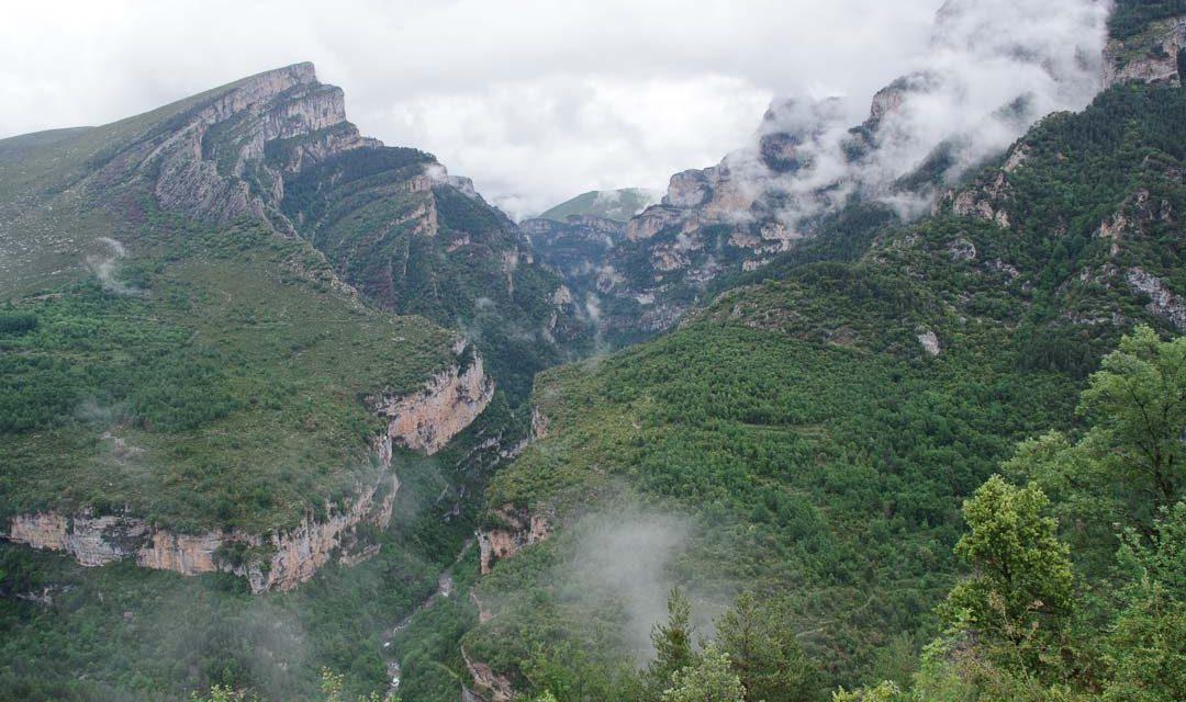 3 randonnées faciles dans le Parc National d'Ordesa et du Mont Perdu