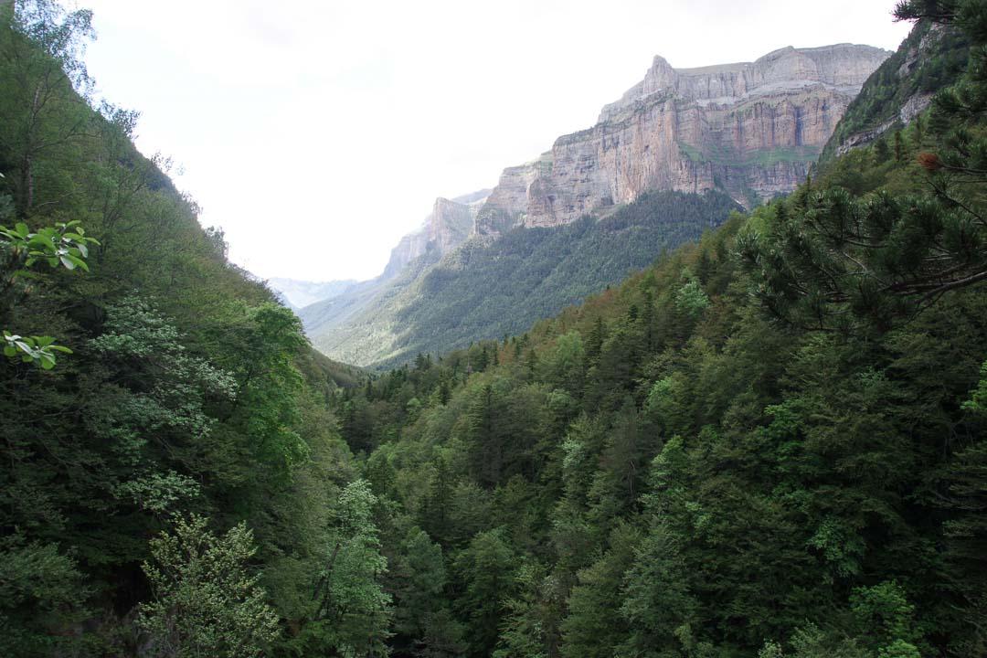 le canyon d'Ordesa en Espagne