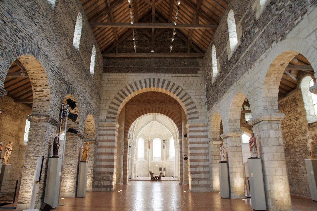 Collégiale Saint Martin - Angers