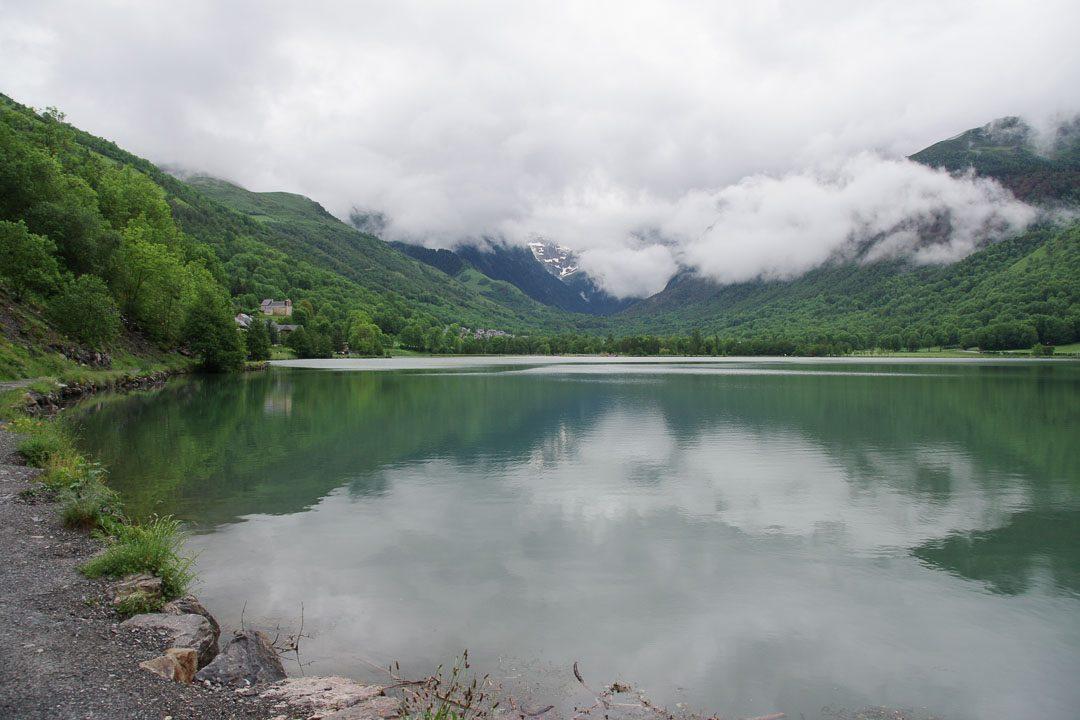 lac de Loudenvielle - Hautes - Pyrenees