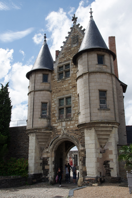 Logis Royal - chateau d'Angers