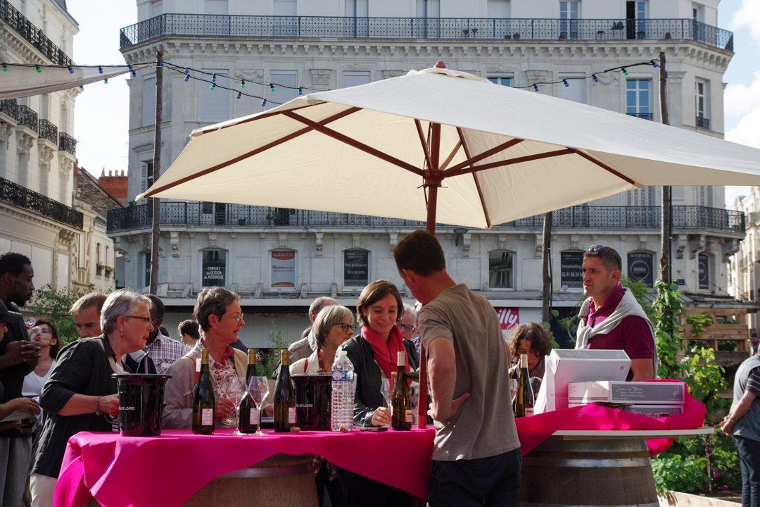 Soirée dégustation des vins d'Anjou