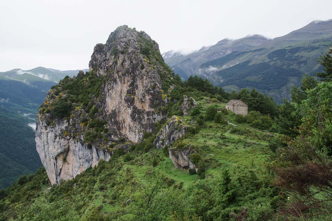 randonnée des ermitages de Tella