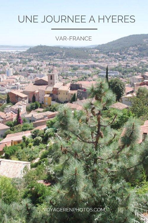 Visiter Hyères en une journée : le site archéologique d'Olbia, le centre-ville médiéval, balade dans ses jardins remarquables et visite de la Villa Noailles