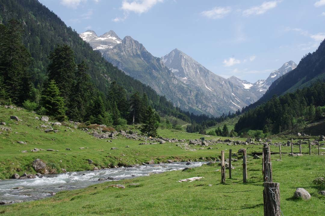 vallée du Lutour - Hautes Pyrennées