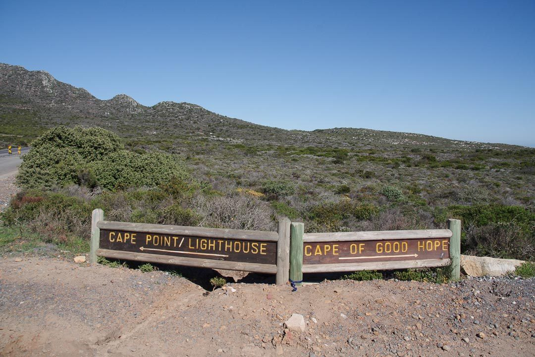 Visite de Cape Point Nature Reserve