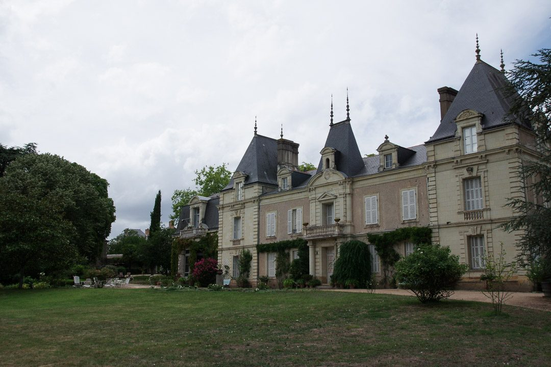 Chateau des Vaults - Savennieres