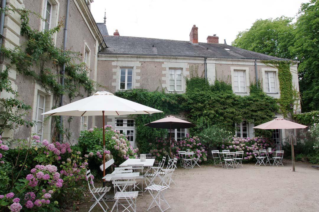 le chateau de Vaults - Domaine du Cloisel - Savennières
