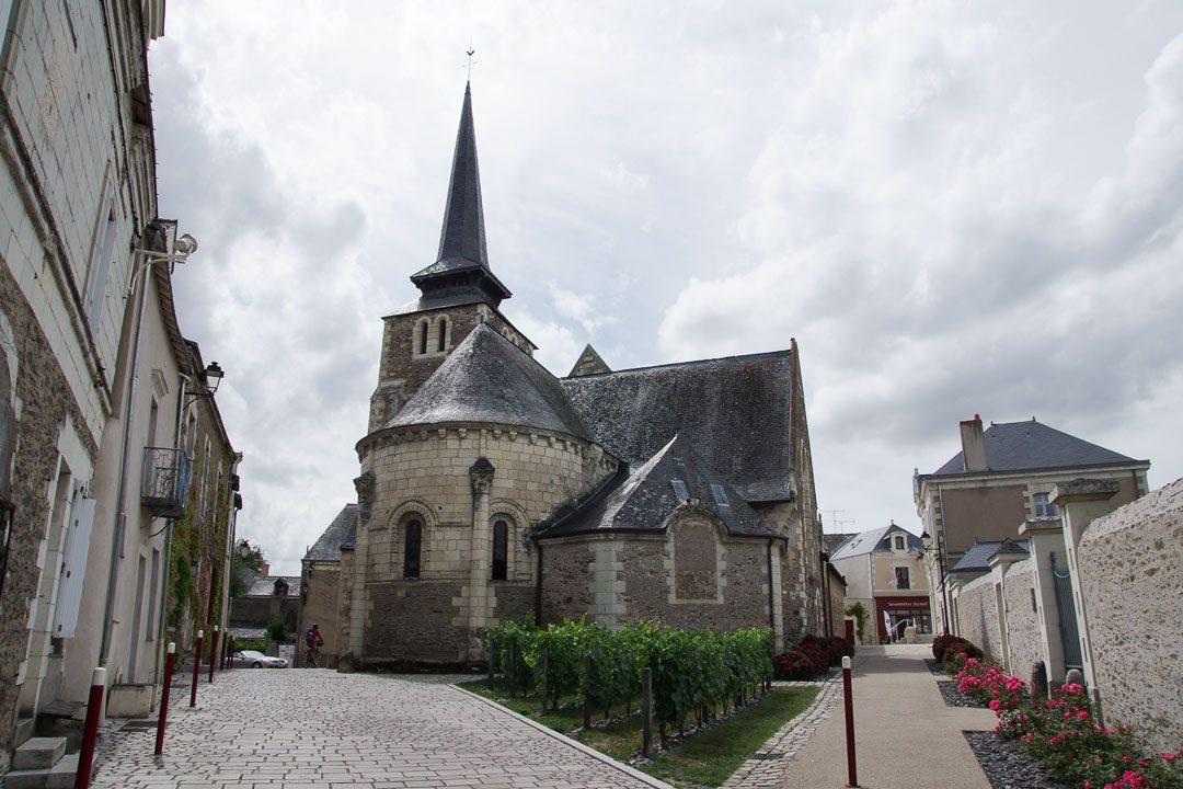 Eglise de Savennieres