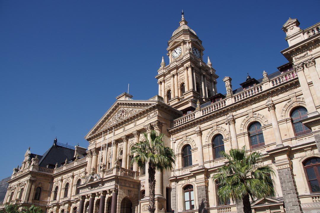 Hotel de ville de Cape Town