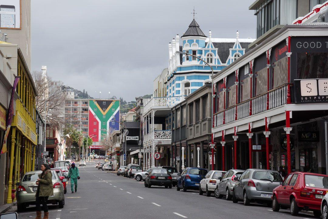 long street - cape town