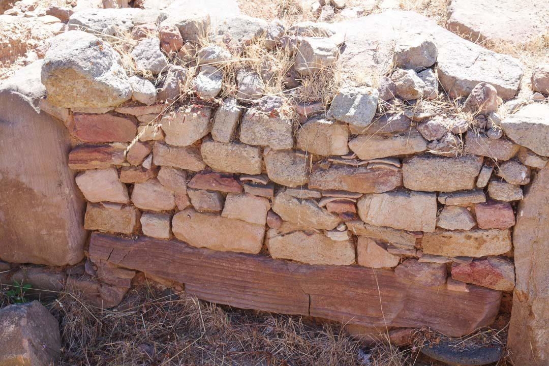 mur ruine d'Olbia