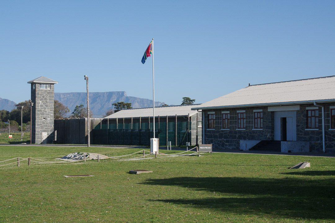 Prison de sécurité maximale de Robben Island