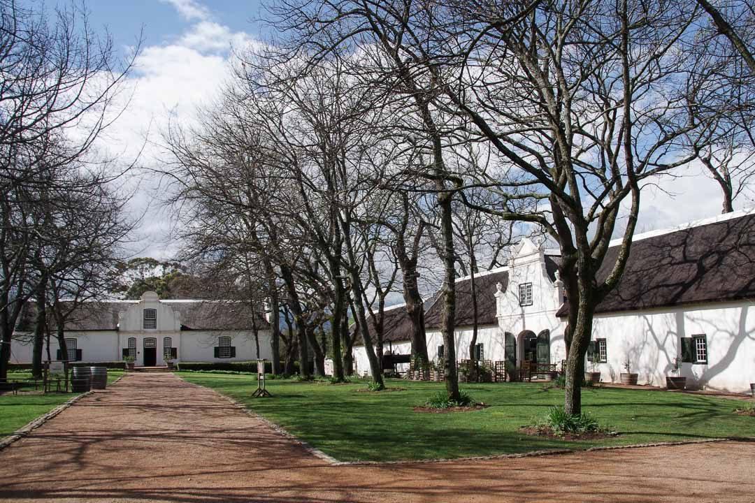 route des vins d'Afrique du Sud