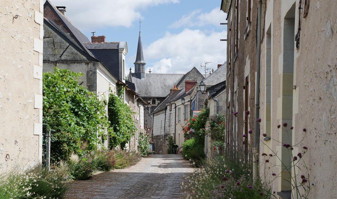 Une journée sur la Loire à Vélo d'Angers à Behuard