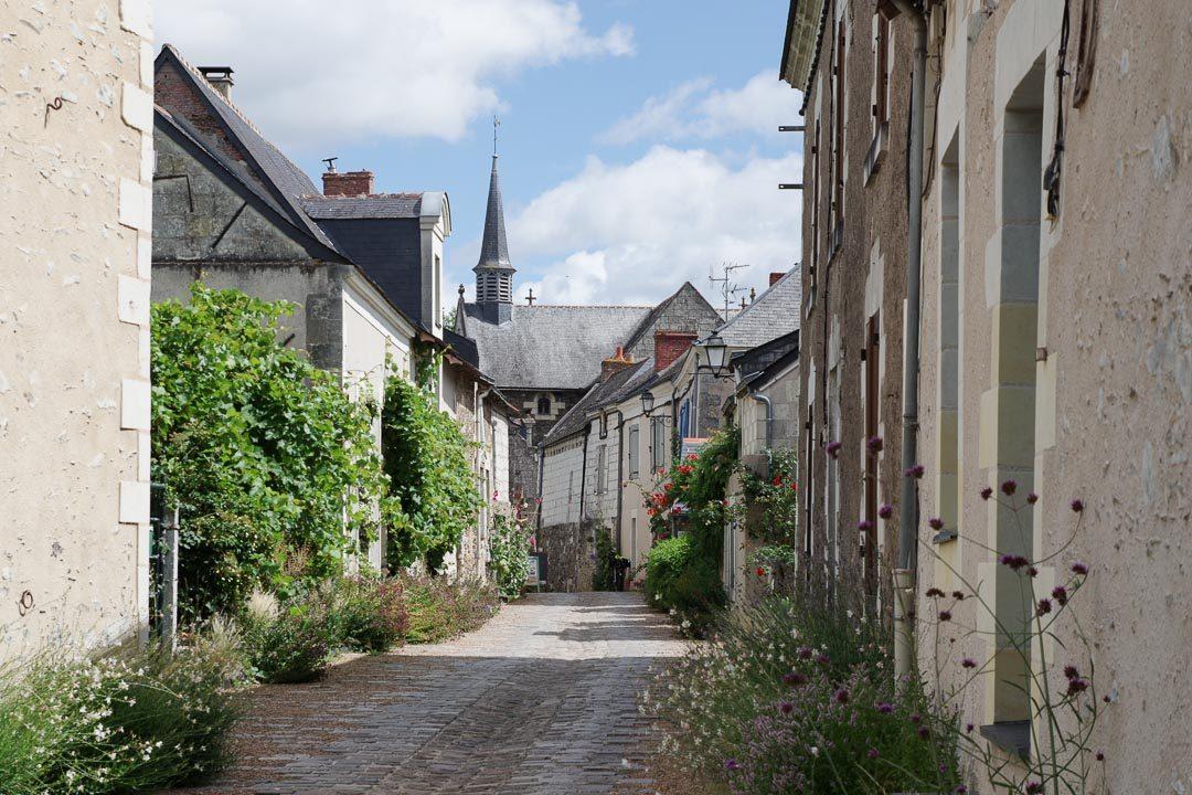 Rue principale de Behuard