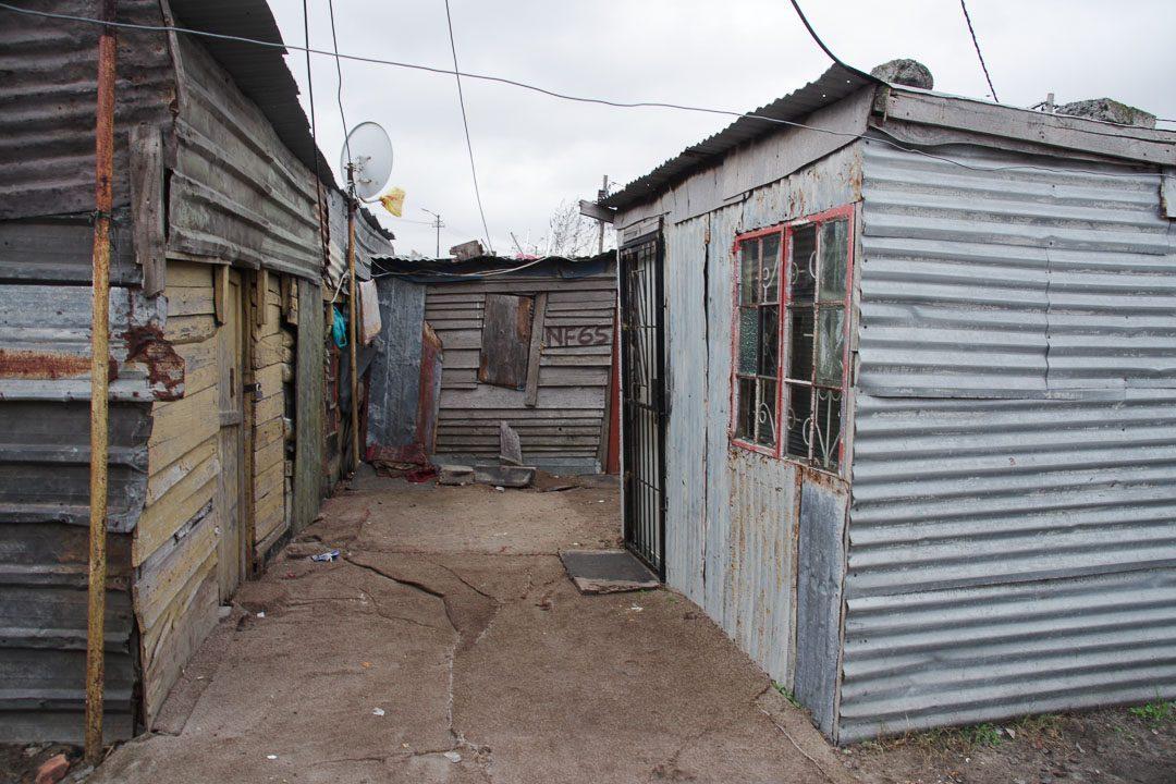 township de langa à Cape Town