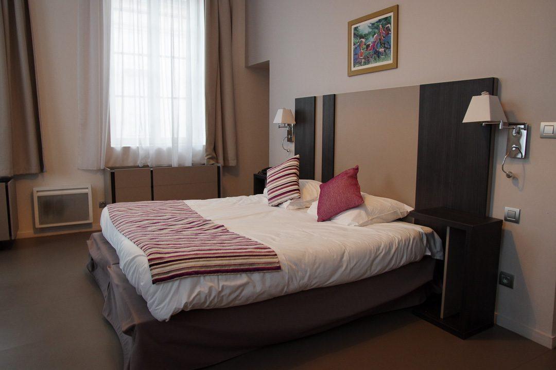 chambre appart hotel les cordeliers à Dijon