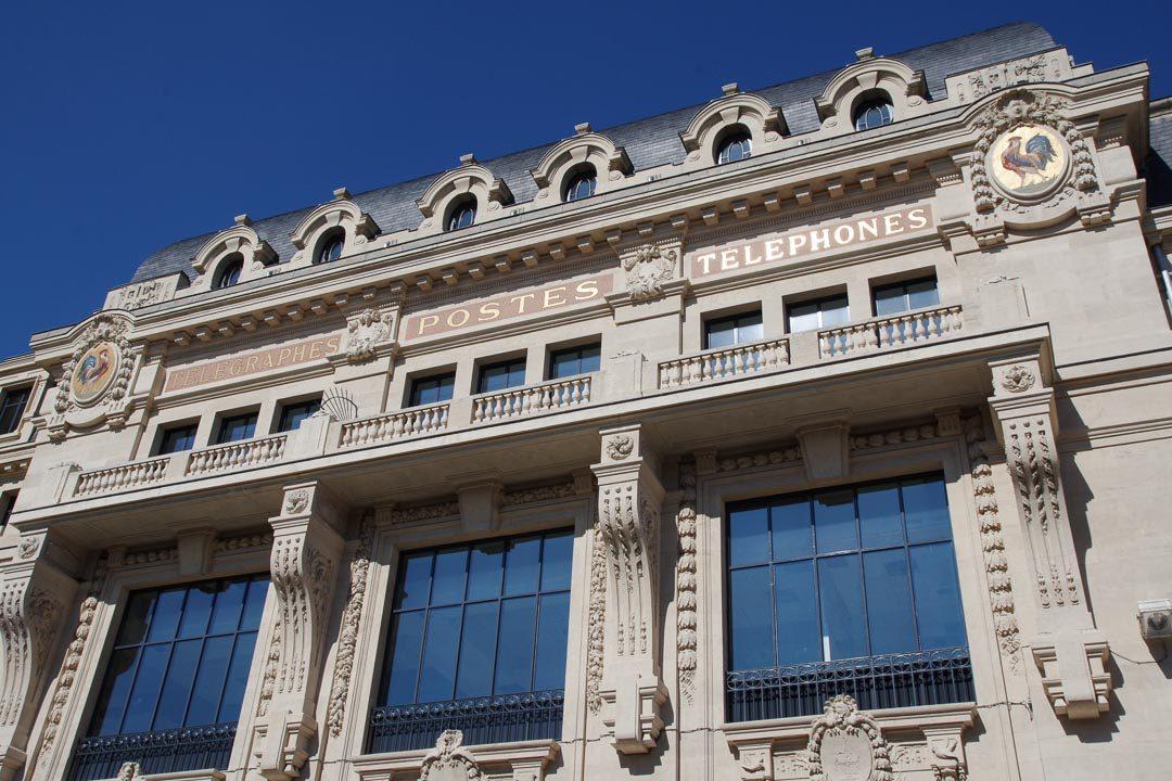 la Poste Grangier Dijon