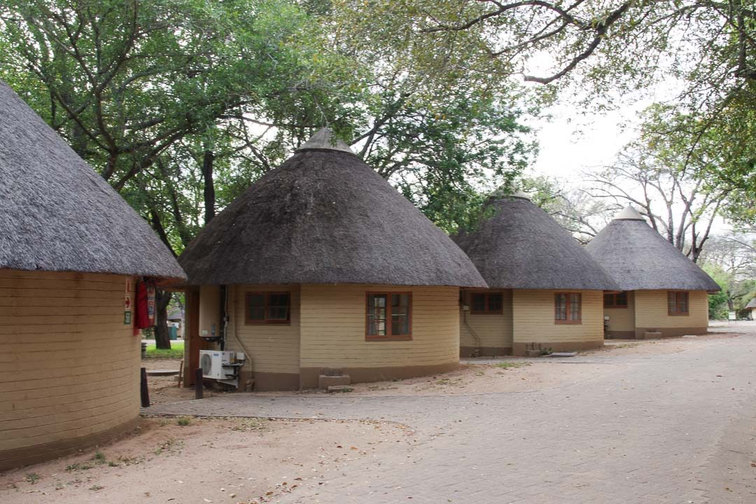 herbergement rondavels - Skukuza - Kruger