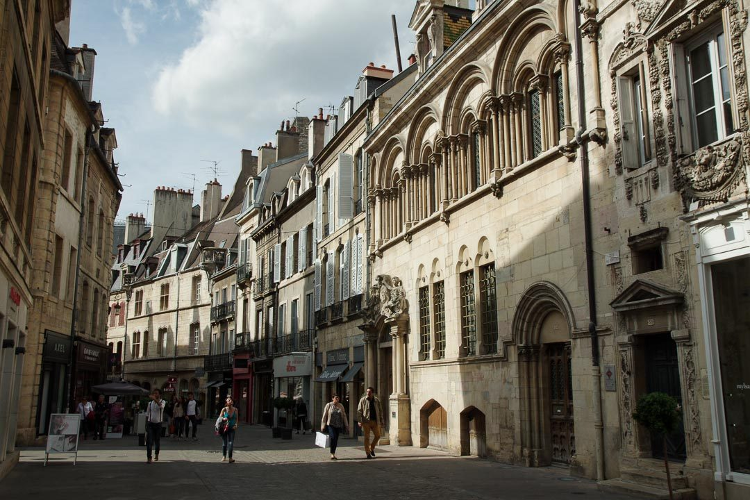 Rue des Forges - Dijon