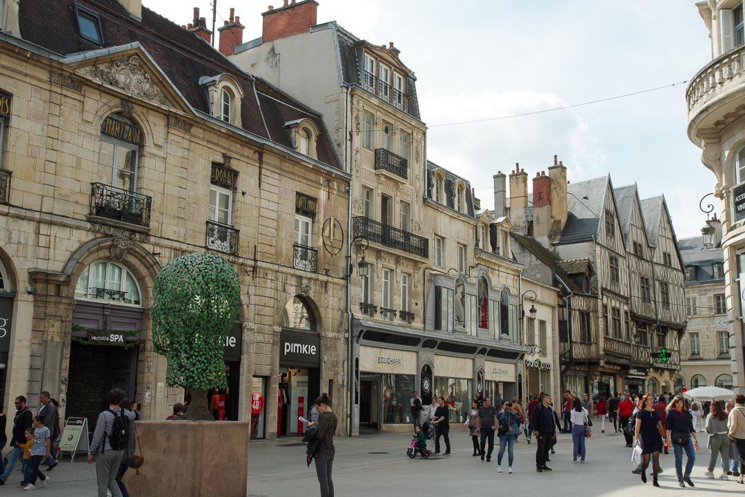 Dijon Tourisme Centre Ville