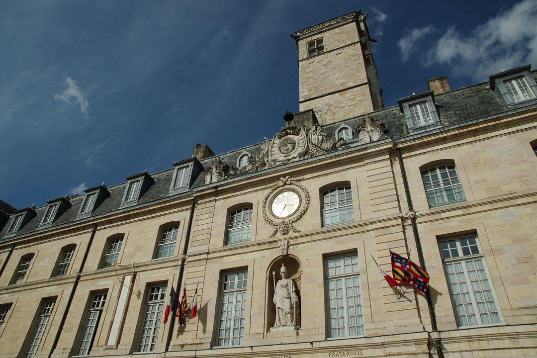 Palais des Ducs et des Etats de Bourgogne